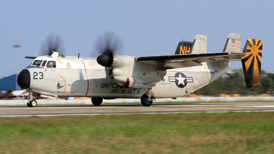 162177 - Grumman C-2A Greyhound - United States - US Navy (USN)