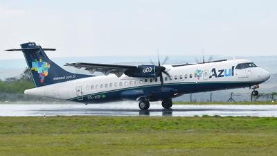 A picture of PRAQP - ATR 72600 - Azul Linhas Aereas - © Vinicius M. Rodrigues