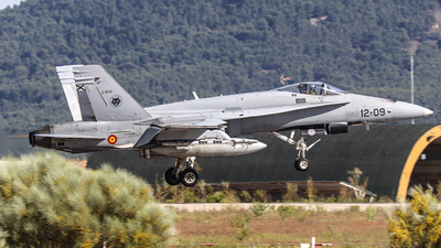C.15-51 - McDonnell Douglas EF-18A+ Hornet - Spain - Air Force