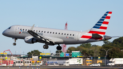 N110HQ - Embraer 170-200LR - American Eagle (Republic Airways)