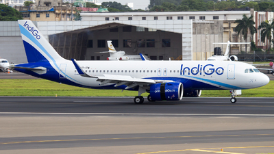 VT-ITW - Airbus A320-271N - IndiGo Airlines