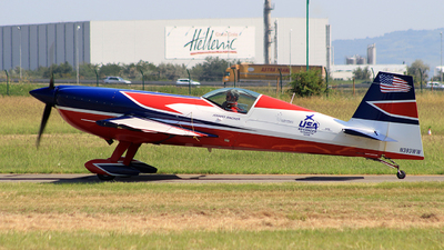 N393WW - Extra 330SC - Private