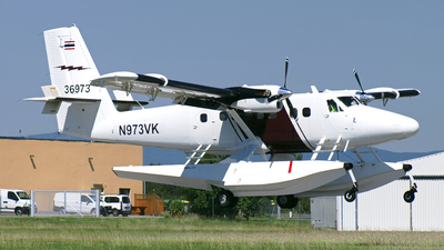 N973VK - Viking DHC-6-400 Twin Otter - Private