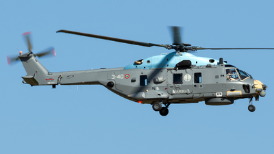 CSX81615 - NH Industries NH-90NFH - Italy - Navy