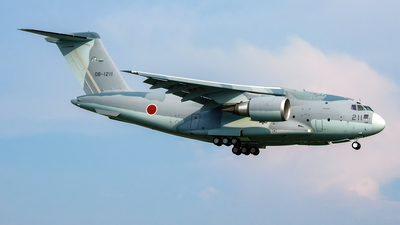 08-1211 - Kawasaki C-2 - Japan - Air Self Defence Force (JASDF)