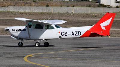 CS-AZD - Cessna 172RG Cutlass RG II - Sevenair