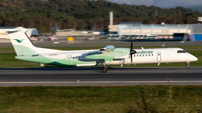 LN-RDV - Bombardier Dash 8-Q402 - Widerøe