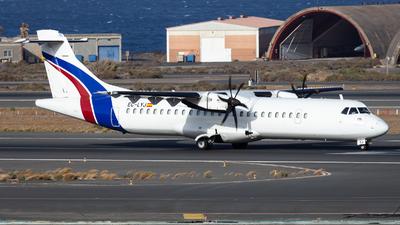 A picture of ECLYJ - ATR 72500 - Swiftair - © William Verguet