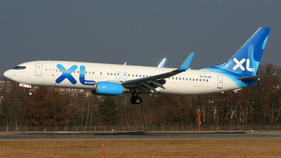 G-XLAK - Boeing 737-8FH - XL Airways