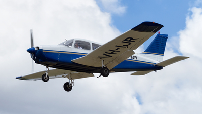 VH-IJR - Piper PA-28-161 Warrior II - Basair