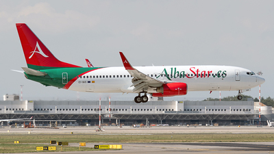 EI-IAS - Boeing 737-8K5 - AlbaStar