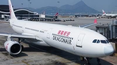 B-HLJ - Airbus A330-342 - Dragonair