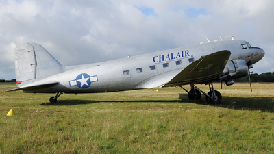 F-AZOX - Douglas C-47B Skytrain - Chalair Aviation