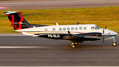 PS-SLO - Beechcraft B300 King Air 350i - Private