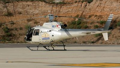 F-GKMA - Eurocopter AS 350B2 Ecureuil - Hélicoptères de France (HDF)