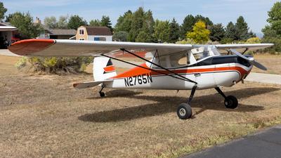 A picture of N2765N - Cessna 120 - [13023] - © HA-KLS