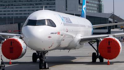 C-GOIK - Airbus A321-271NX - Air Transat