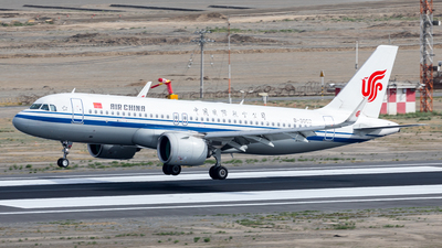B-30C2 - Airbus A320-271N - Air China