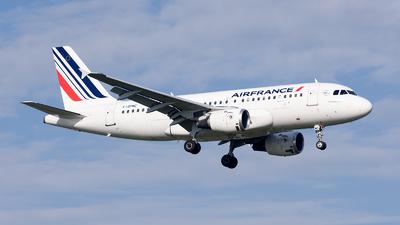 F-GPMC - Airbus A319-113 - Air France