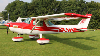 A picture of GBRTD - Cessna 152 - [15280023] - © Ian Howat
