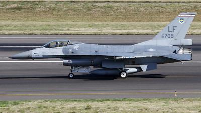 93-0708 - Lockheed Martin F-16 Fighting Falcon - United States - US Air Force (USAF)