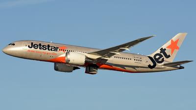 A picture of VHVKA - Boeing 7878 Dreamliner - Jetstar Airways - © Juan Contreras