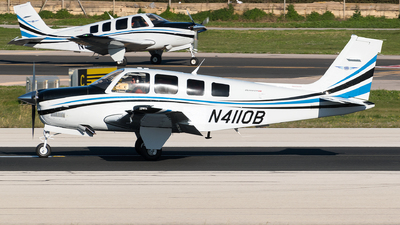 N4110B - Beechcraft G36 Bonanza - Private