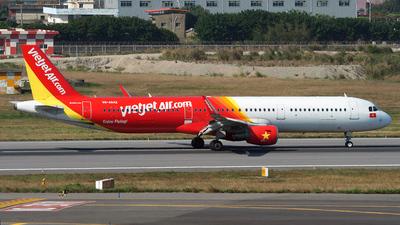 VN-A642 - Airbus A321-211 - VietJet Air