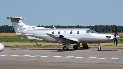 OO-CFW - Pilatus PC-12/47E - NextGen Aviation