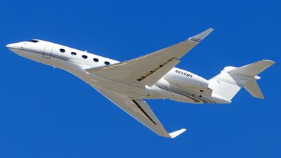 N650MS - Gulfstream G650 - Private