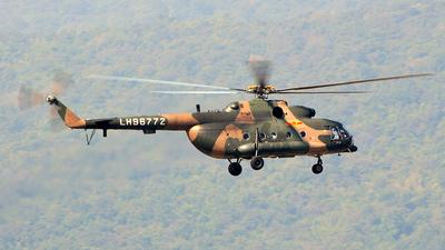 LH96772 - Mil Mi-171 C - China - Army