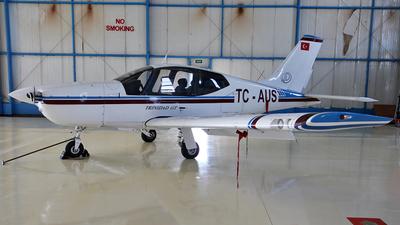 TC-AUS - Socata TB-20 Trinidad GT - Anadolu University Civil Aviation School