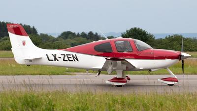 LX-ZEN - Cirrus SR22-GTSx G3 - Private