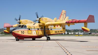 I-DPCO - Canadair CL-415 - Italy - Vigili del Fuoco