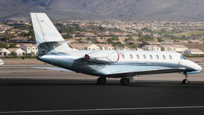 N930MG - Cessna 680 Citation Sovereign - Private