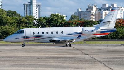 N721CC - Gulfstream G200 - Private
