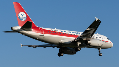 B-2299 - Airbus A319-133 - Sichuan Airlines