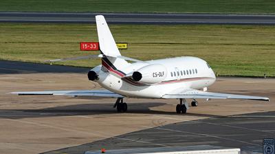 CS-DLF - Dassault Falcon 2000EX - NetJets Europe