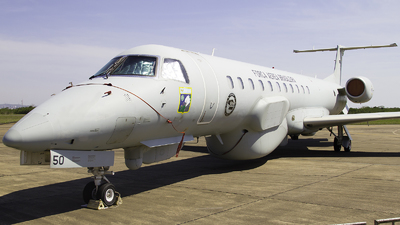 A picture of FAB6750 - Embraer R99B -  - © Roger Rodrigues