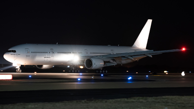 N906CL - Boeing 777-31H - Untitled