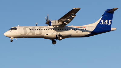 A picture of ESATH - ATR 72600 - SAS - © Stefan Kronqvist