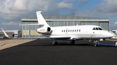 ZS-SAB - Dassault Falcon 2000LX - Private