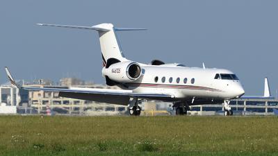 N461QS - Gulfstream G450 - NetJets Aviation