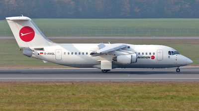 D-AMGL - British Aerospace BAe 146-200 - WDL Aviation