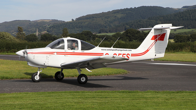 G-OFFS - Piper PA-38-112 Tomahawk - Private