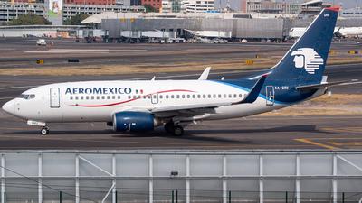 XA-DRI - Boeing 737-752 - Aeroméxico