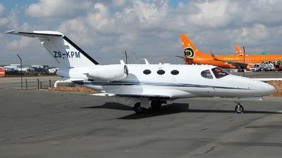 ZS-KPM - Cessna 510 Citation Mustang - Private