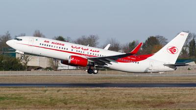 7T-VKH - Boeing 737-8D6 - Air Algérie