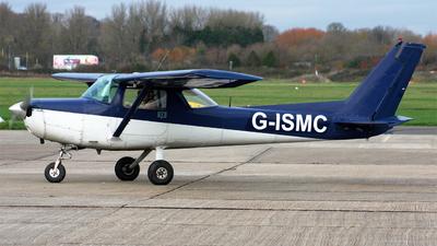 G-ISMC - Reims-Cessna F152 - Stapleford Flying Club