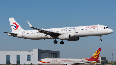 B-1858 - Airbus A321-231 - China Eastern Airlines
